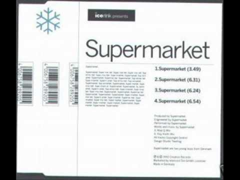 Supermarket - Supermarket (Ray Keith Mix)