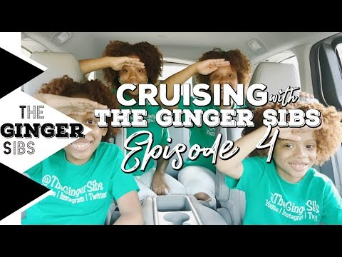 Hawk Nelson - Never Let You Down feat. Hunter and Tara | Cruising with The Ginger Sibs Ep 4