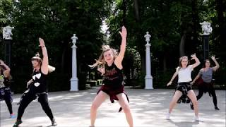 Tip Pon It - Sean Paul & Major Lazer - Zumba Patrycja Cholewa - Choreography - Dance Fitness Video
