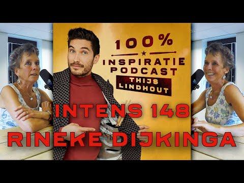 INTENS 148: Alles Draait Om Je Hormonen - Met Rineke Dijkinga