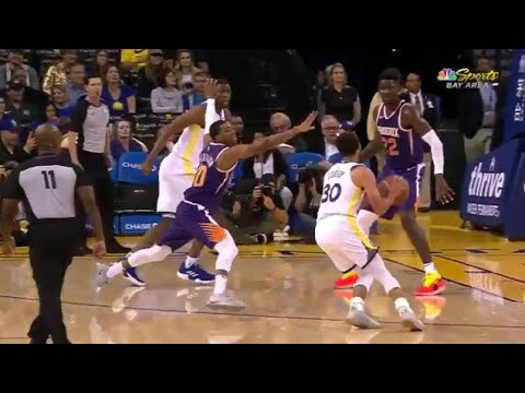 steph-curry-goes-crazy-21-point-first-half-isn-t-afraid-of-deandre-ayton