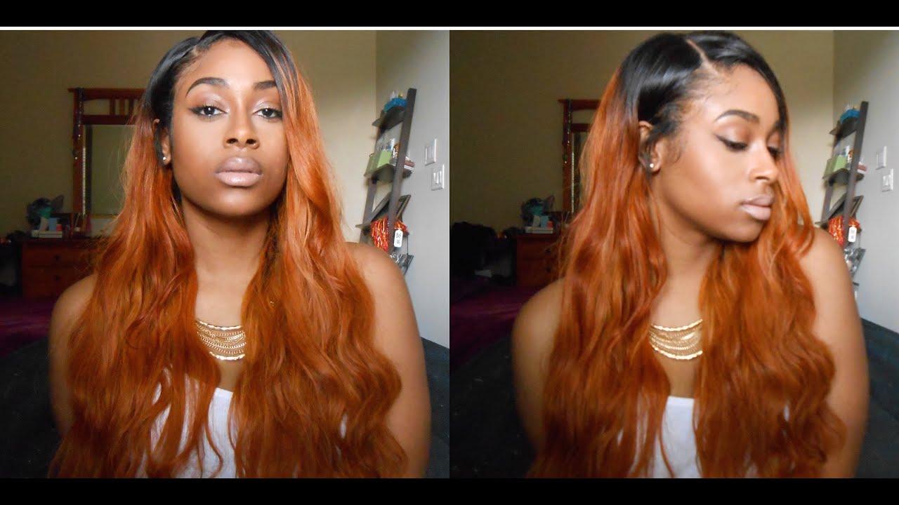Honey Coloured Hair