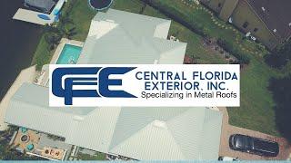 Metal Roofing Contractor Polk City FL | Central Florida Exterior