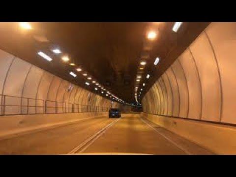 Driving Miami - Midtown Dodge Island Port Of Miami Tunnel