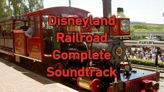 Disneyland Railroad Soundtrack (Crystal Clear)