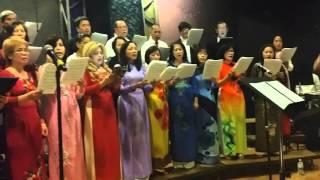 Bài Ca Xuất Hành - CĐ Thánh Linh Denver Colorado 2016