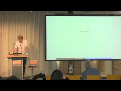 The systemd Journal - OpenTechSummit 2016
