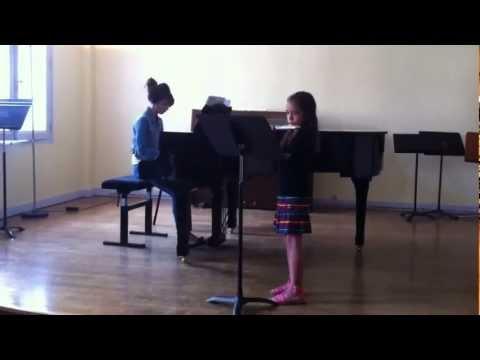 Flutinette Robert Martin  Fiona et Norah