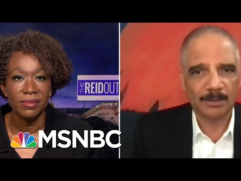 'Do You Care More About Filibuster Or Democracy Protection?': Eric Holder Makes The Case For HR 1