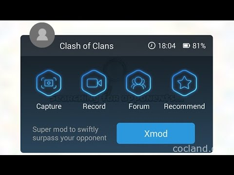 How To Install Xmod For Coc Tutorial(rooted Phone)