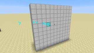 Стреляем блоками: первое определение линии взгляда в Minecraft без модов