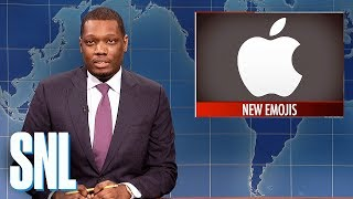 Weekend Update: Apple Introduces Disability Emojis - SNL
