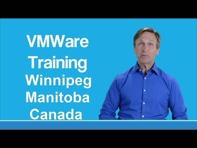 VMware Winnipeg Manitoba