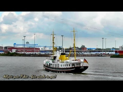 Bereisungsschiff Ems BJ 1934 Emden Germany