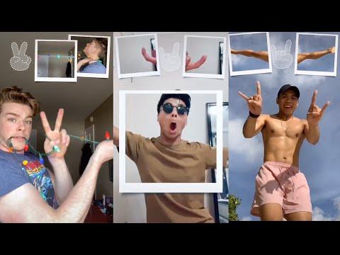 Hand Gestures Challenge TikTok Compilation ✌🤘🤙