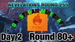 REVELATIONS ROUND 255 OR I STREAM MINECRAFT DAY 2 ROUND 80+ (Black Ops 3 Zombies) SETTING UP