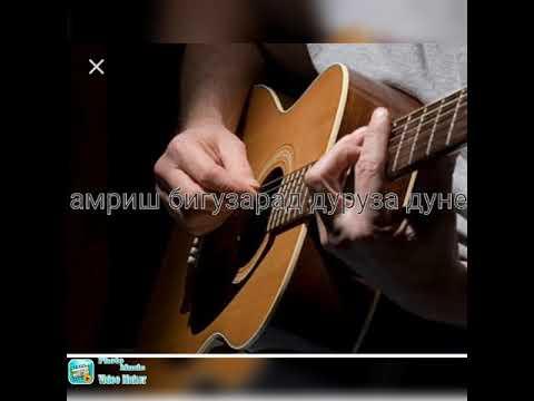 Амриш  гитарист
