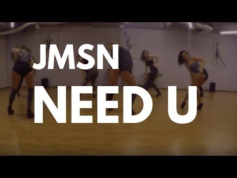 Yulia Pench | JMSN - Need U | Strip Dance
