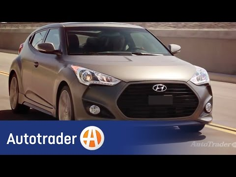 2014 Hyundai Veloster Turbo 5 Reasons to Buy Autotrader