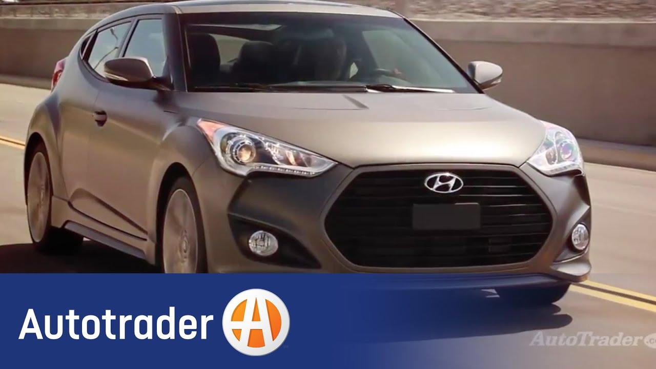 2014 Hyundai Veloster Turbo | 5 Reasons to Buy | Autotrader - YouTube