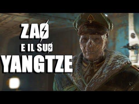 Il Capitano Zao e lo Yangtze -  Fallout4 Lore -