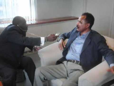New (Shocking) Interview with President Isayas Afeworki Part-1  Today! [must watch]