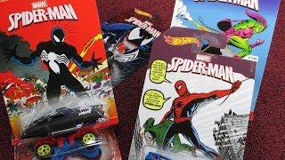 Spider-Man 8-Car Set Found At USA Walmart Stores