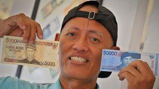 Ini dia PELUKIS UANG KERTAS Indonesia