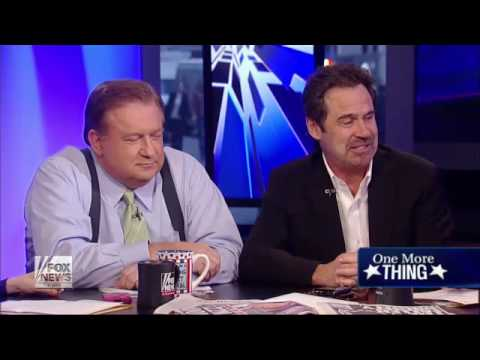 Dennis Miller crashes 'The Five'