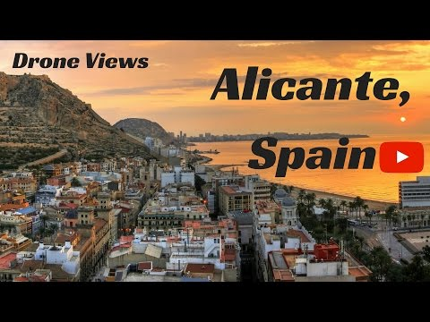 Alicante Spain Tour 2017 part 3