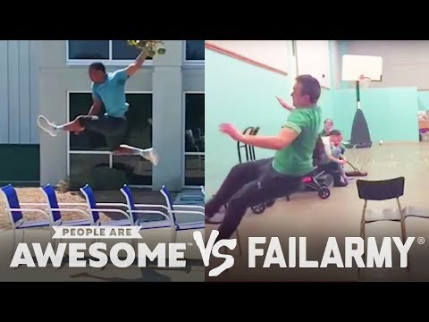 Plyometrics, Soccer & More   People Are Awesome vs. FailArmy