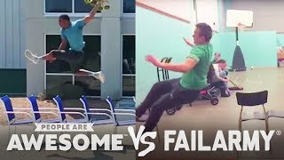People Are Awesome Vs. FailArmy | 2019 Ep. 1