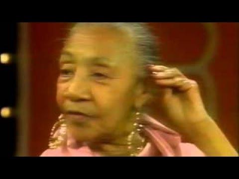 Alberta Hunter, Mike Douglas Show, 1977 TV Performance