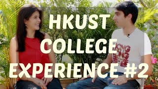 College Experience Hong Kong University of Science