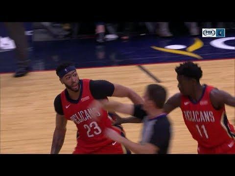 NBA Players ANGRY 2017-2018 Compilation