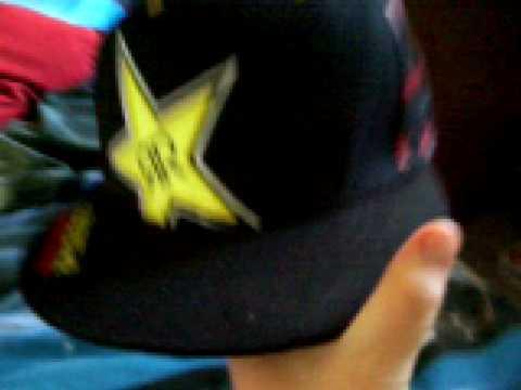 ROCKSTAR NEW ERA HAT
