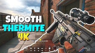 The Smoothest Thermite 4K Ever - Operation Grim Sky | Rainbow Six Siege