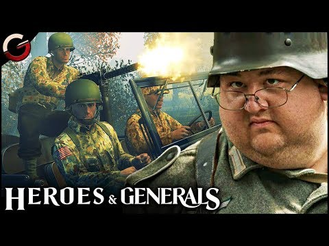 HOW TO TROLL NOOBS? Funny Trolling Guide   Heroes & Generals Gameplay