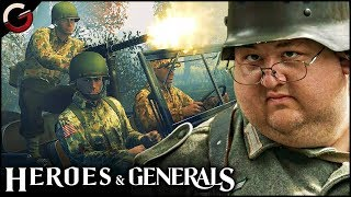 HOW TO TROLL NOOBS? Funny Trolling Guide | Heroes & Generals Gameplay