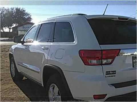 2011 Jeep Grand Cherokee Used Cars Abernathy TX - YouTube
