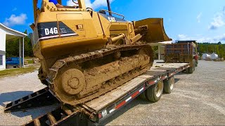 Best Job For any Homesteader - Working Part Time For Excavation Company