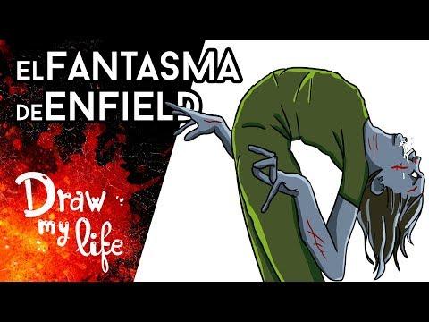 ¡POLTERGEIST! El FANTASMA de Enfield - Draw My Life en Español
