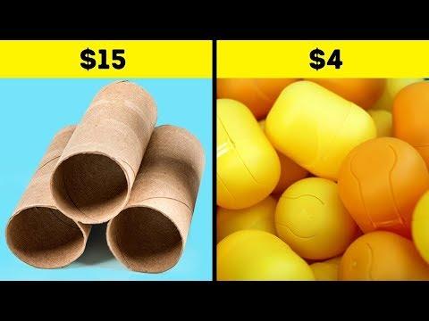 38種讓您省錢的廢棄物利用訣竅