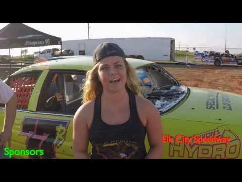 Elk City Speedway, Quick Takes -- 6/17/2016