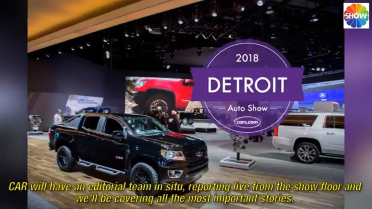 Detroit Motor Show Preview AZ Of All The New Cars At The - Car show floor covering