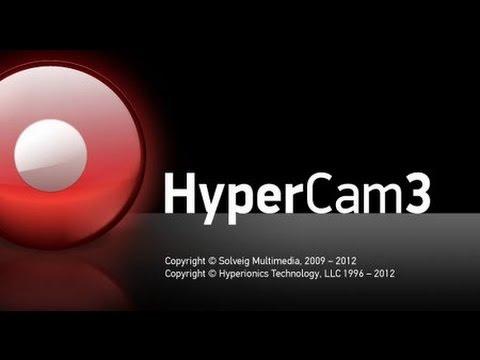 Como gravar vídeos do pc (hypercam 3) Completo