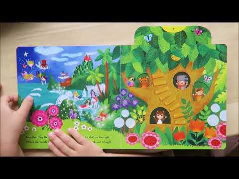 First Stories: Peter Pan 小飛俠彼得潘  童話硬頁推拉書