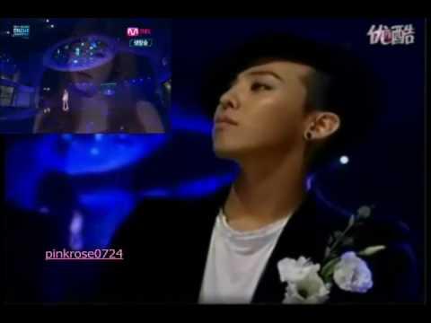 [2009.11.21] G-Dragon Singing Park Bom's 'You&I' [ G-BOM ♥ 뇽봄 ]
