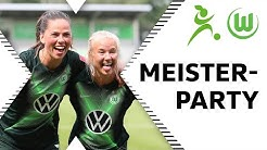Meisterparty, Humba & Emotionen | VfL Wolfsburg - Deutscher Meister 2020