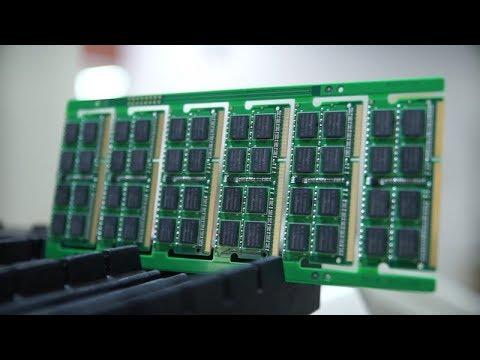Jak Produkowana Jest Pamięć RAM? - Fabryki W Polsce